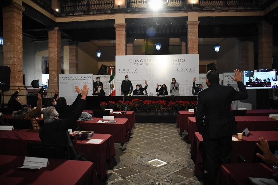 Oficializan multas para quien no use cubrebocas en Michoacán