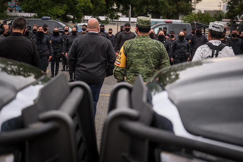 Jalisco, segundo nacional en policías contagiados de Covid-19