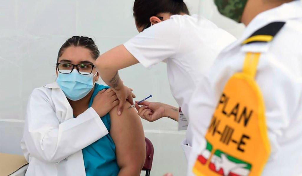 Hoy, a las 18:15 horas, llegan 32 mil 175 vacunas Covid-19 a Jalisco