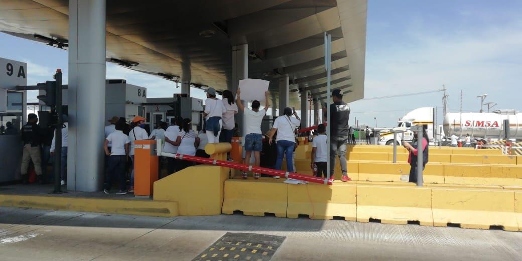 Rechaza Seguridad Jalisco abusos en detenciones en caseta de Acatlán