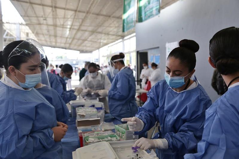 Mi experiencia para recibir la vacuna Covid-19 en Guadalajara