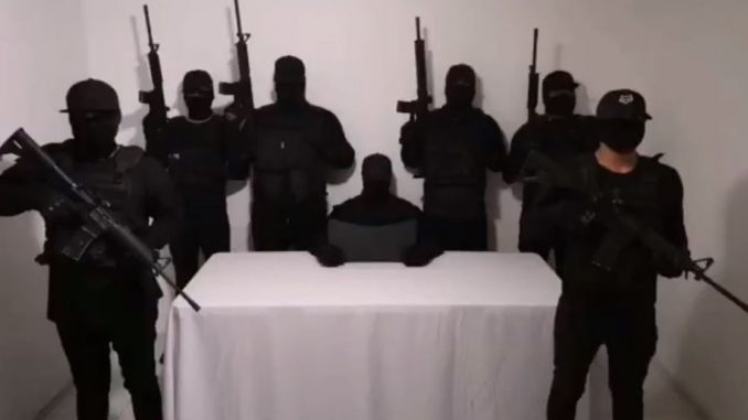 Grupo criminal se deslinda de masacre en Tonalá