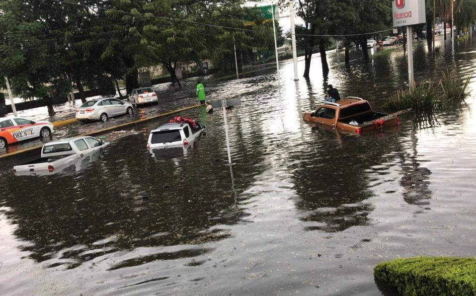 Zona metropolitana de Guadalajara: mucha agua y con sed