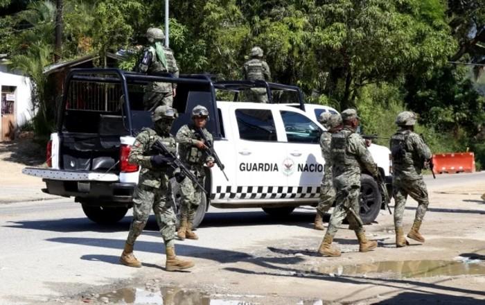 Arrecian enfrentamientos del CJNG en Tierra Caliente