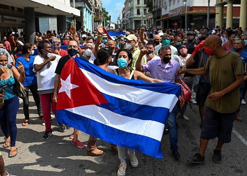 Cuba, otra vez