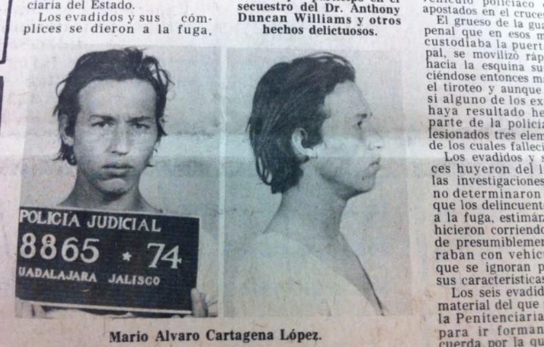 El Guaymas, único sobreviviente de Liga Comunista 23 de Septiembre
