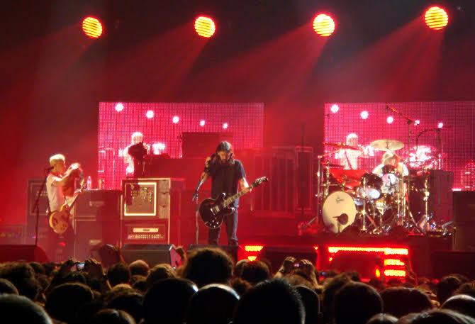 Foo Fighters regresa a la Ciudad de México
