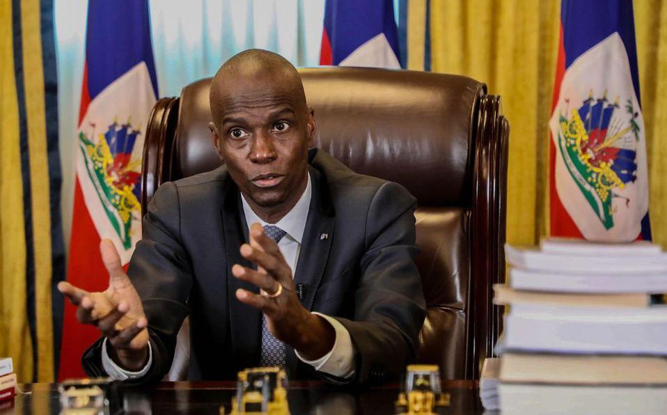 Presidente de Haití es asesinado a balazos