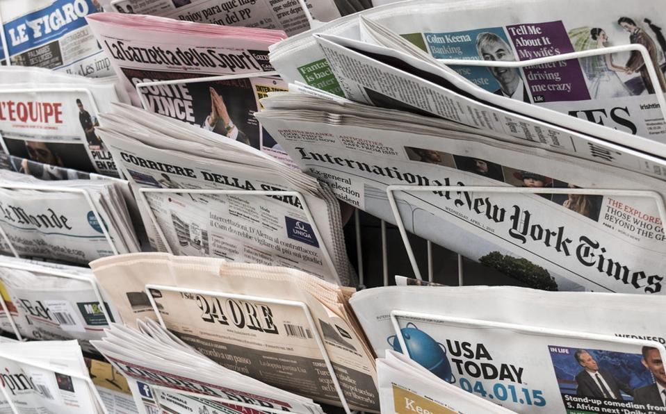 Incierto futuro del periodismo impreso