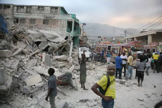 Enviará México a Haití ayuda humanitaria tras terremoto