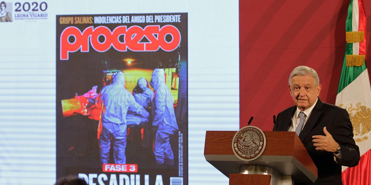 """Renuncia editor de la revista Proceso y acusa """"derechización"""" editorial"""