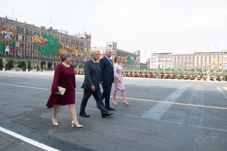 México, dignidad a favor de Cuba