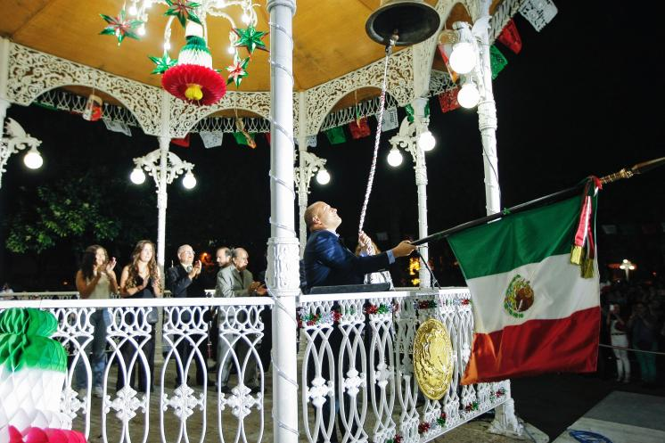 Pide Alfaro no realizar festejos patrios presenciales en municipios