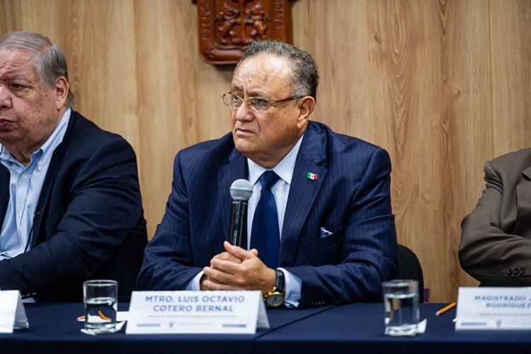 Reta Cotero a fiscal Anticorrupción y acusa consigna de Alfaro