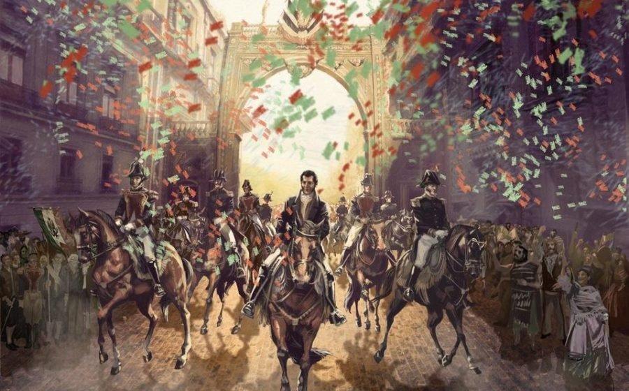 Iturbide: el verdadero padre de la Patria